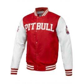 Kurtka wiosenna Pit Bull Wilson '20 Czerwono / Biała