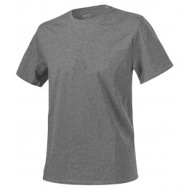 t-shirt Helikon cotton melange grey