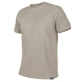 t-shirt taktyczny Helikon Tactical TopCool khaki