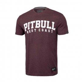Koszulka Pit Bull Wilson - Bordowa