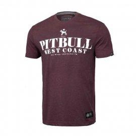 Koszulka Pit Bull Flamingo - Bordowa