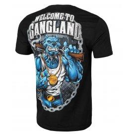 Koszulka Pit Bull Welcome To Gangland '21 - Czarna
