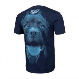 Koszulka Pit Bull Pitbull IR - Granatowa