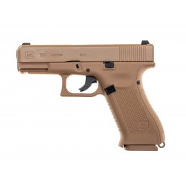 wiatrówka - pistolet Glock 19X CO2
