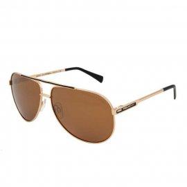 Okulary przeciwsłoneczne Pit Bull Roxton  - Złote/Czarne