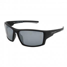 Okulary przeciwsłoneczne Pit Bull McGann - Czarne/Srebrne