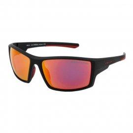 Okulary przeciwsłoneczne Pit Bull McGann - Czarne/Czerwone