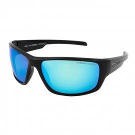 Okulary przeciwsłoneczne Pit Bull Pepper - Czarne/Niebieskie