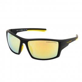 Okulary przeciwsłoneczne Pit Bull McGann - Czarne/Żółte