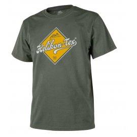 t-shirt Helikon-Tex Road Sign olive green