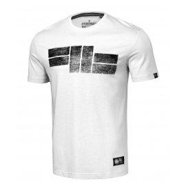 Koszulka Pit Bull Classic Logo '21 - Biała