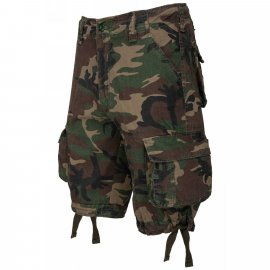 Spodnie Short BRANDIT Urban Legend - Woodland