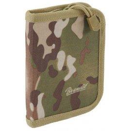 Portfel BRANDIT Wallet - Tactical camo