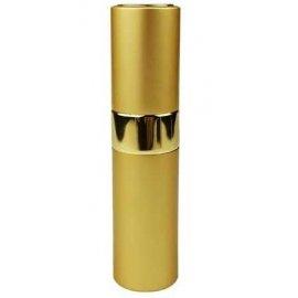 Gaz pieprzowy szminka Twist Up - złoty