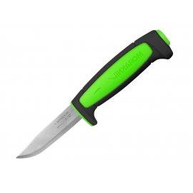 Nóż Morakniv BASIC 511 Limited Edition Zielony-Czarny