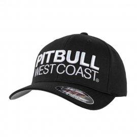 Czapka Pit Bull Full Cap Classic TNT'20 - Czarna