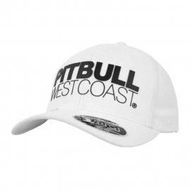 Czapka Pit Bull Snapback Classic Seascape - Biała