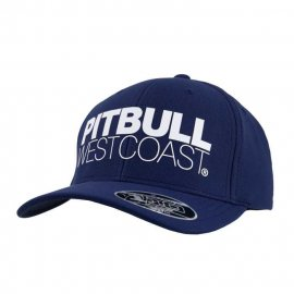 Czapka Pit Bull Snapback Classic Seascape - Granatowy
