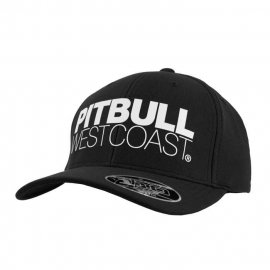 Czapka Pit Bull Snapback Classic Seascape - Czarna