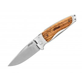 Nóż składany Walther Traditional Folder Wood TFW 3