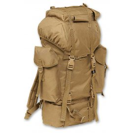Plecak Turystyczny BRANDIT Combat Camel 65L