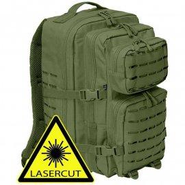 Plecak BRANDIT US Cooper Lasercut Large 40L Olive