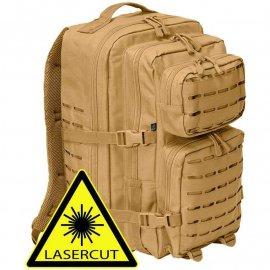 Plecak BRANDIT US Cooper Lasercut Large 40L Camel