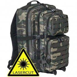 Plecak BRANDIT US Cooper Lasercut Large 40L Darkcamo