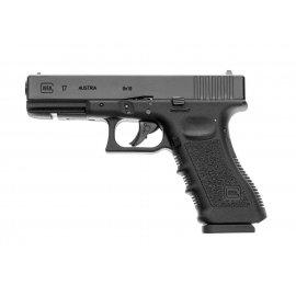 wiatrówka - pistolet Glock 17 Blow back CO2 4,5mm