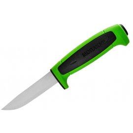 Nóż Morakniv BASIC 546 - Stainless Steel - Limited Zielony/Czarny