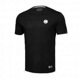 Koszulka Pit Bull Small Logo '20  - Czarna