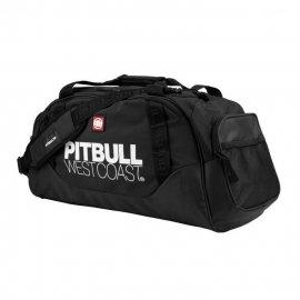 Torba sportowa Pit Bull TNT 50L '21 - Czarna