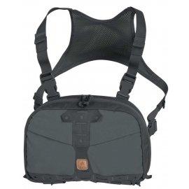 torba Helikon Chest Pack Numbat shadow grey