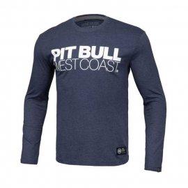 Koszulka z długim rękawem Pit Bull TNT - Chabrowa