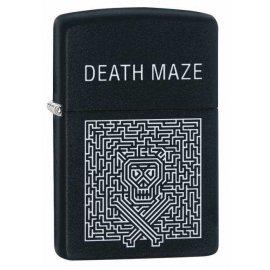 Zapalniczka ZIPPO Death Maze Design