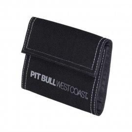 Portfel Pit Bull TNT - Czarno/Szary