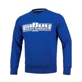 Bluza Pit Bull Classic Boxing - Niebieska