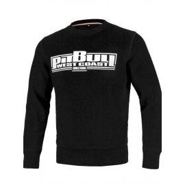Bluza Pit Bull Classic Boxing - Czarna