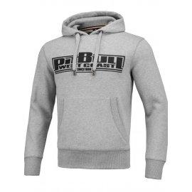 Bluza z kapturem Pit Bull Classic Boxing - Szara