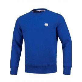 Bluza Pit Bull Small Logo '20 - Niebieska