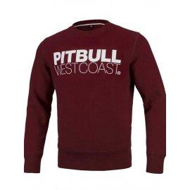 Bluza Pit Bull TNT '20 - Bordowa