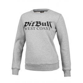Bluza damska Pit Bull Old Logo'19 - Szara