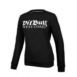 Bluza damska Pit Bull Old Logo'19 - Czarna