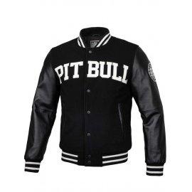 Kurtka przejściowa Pit Bull Melton Willson '20 - Czarna
