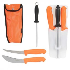 zestaw Morakniv Hunting Set - pomarańczowy