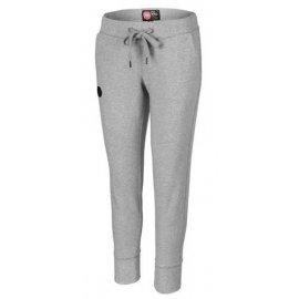 Spodnie dresowe damskie Pit Bull Small Logo'18 - Szare