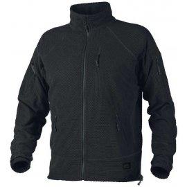 bluza Helikon Alpha TACTICAL Grid Fleece Jacket - navy blue