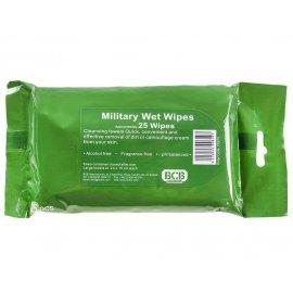 Chusteczki BCB cleaning wet wipes do farb maskujących 25szt