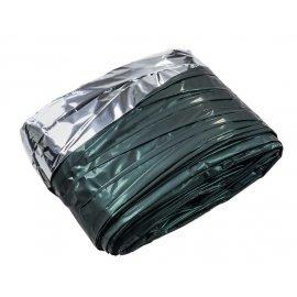 Folia Termiczna BCB Hypothermia Blanket Olive/Silver