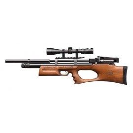 wiatrówka - karabinek Kral Arms Puncher Breaker WS Silent PCP Drewno 5,5mm